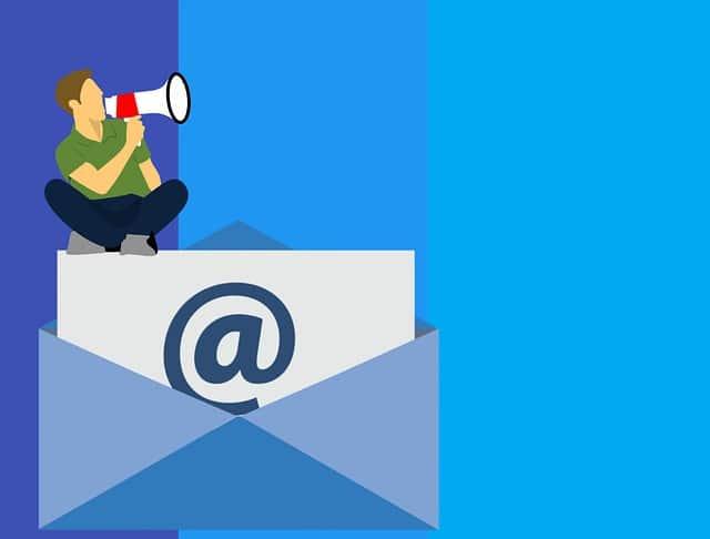 le marketing par e-mail